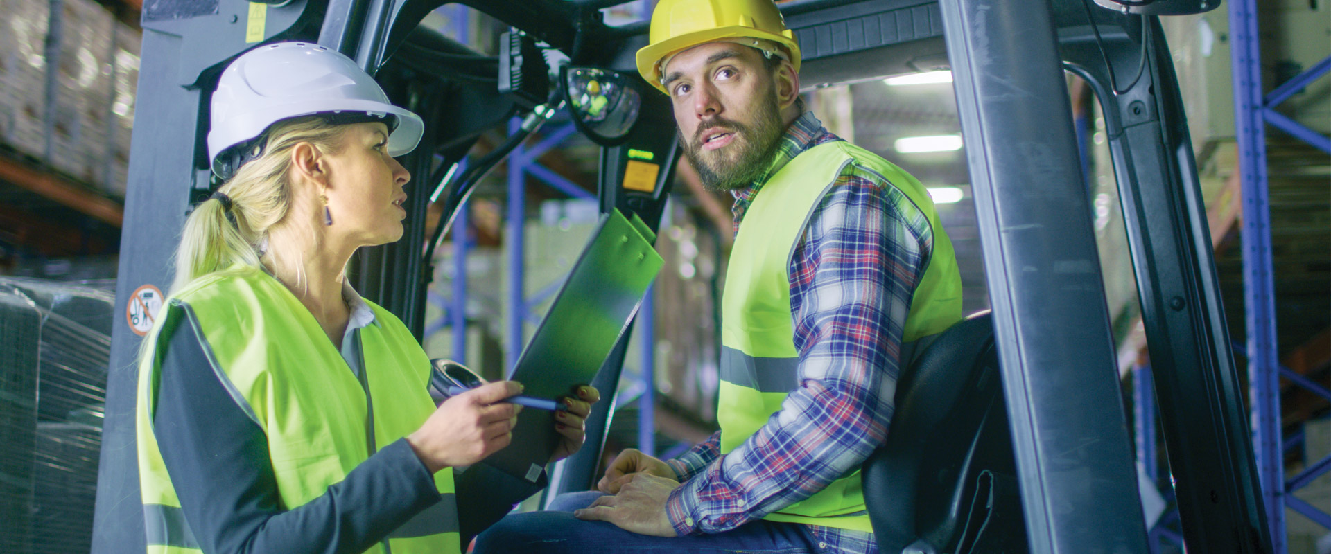 Forklift Operators, General Labourers & Warehouse Associates